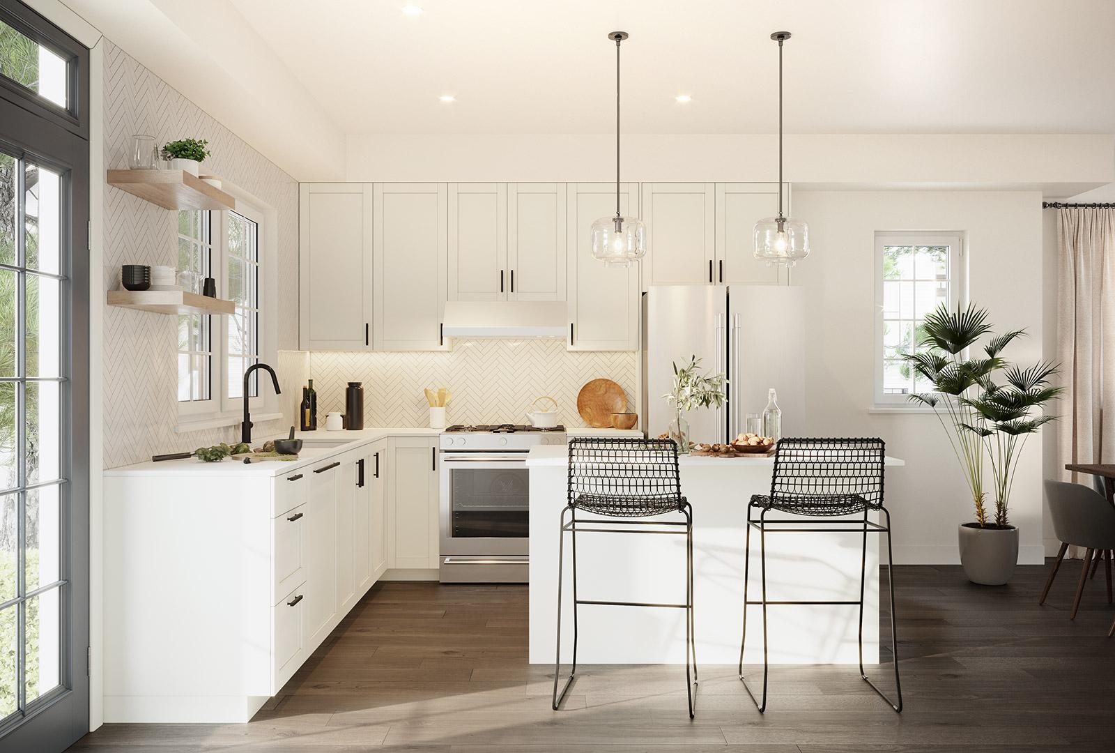 Kitchen-White-Scheme